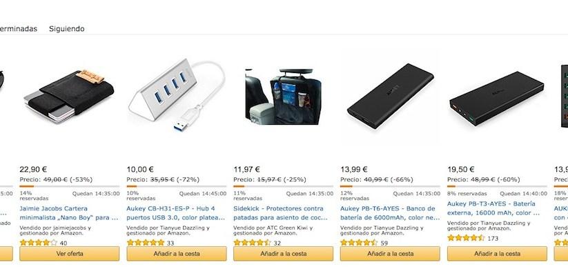 Ofertas Flash Amazon