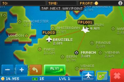 Pocket planes 4