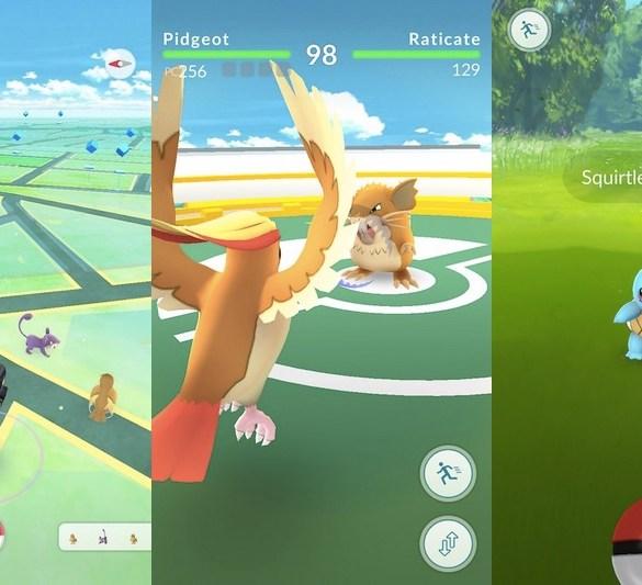 Guía Pokémon GO
