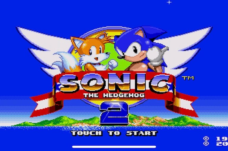Sonic the Hedgehog 2 SEGA Forever