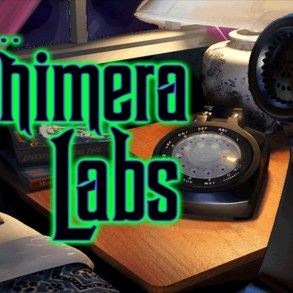 The Secret of Chimera Labs - room escape