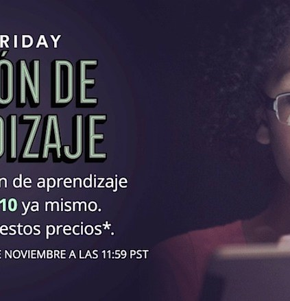 Udemy Black Friday - Cursos online