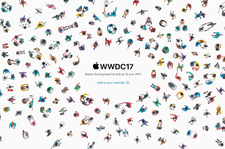 WWDC 17 Apple Keynote