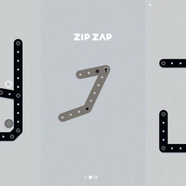 Zip-Zap, juego de puzzles gratis en la App Store