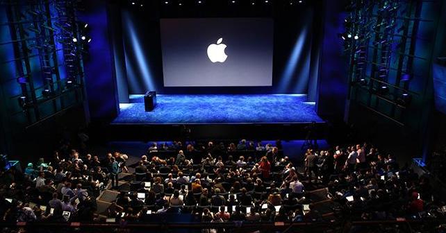 Apple 15 marzo