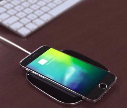carga inalámbrica iPhone 7