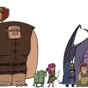 Clash-a-Rama! serie animada