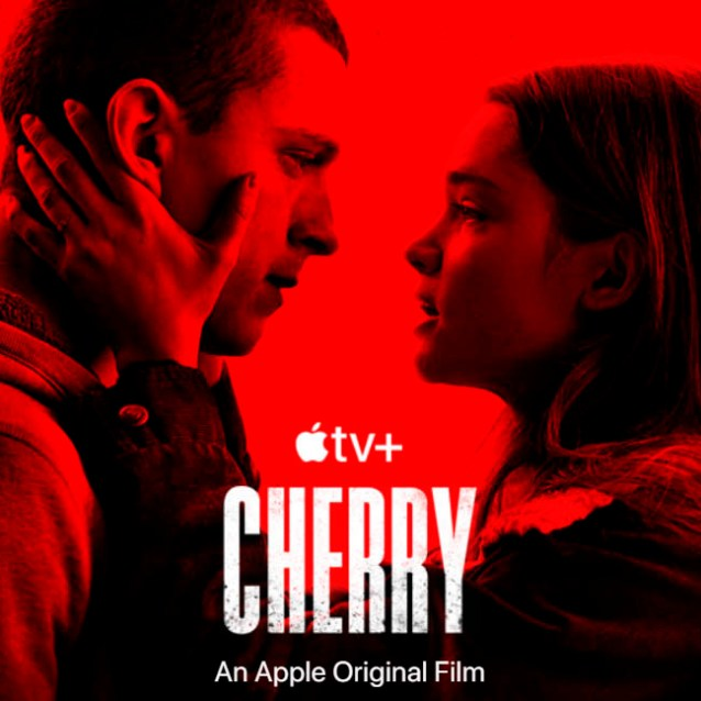 Cartel Cherry - Película Apple TV+