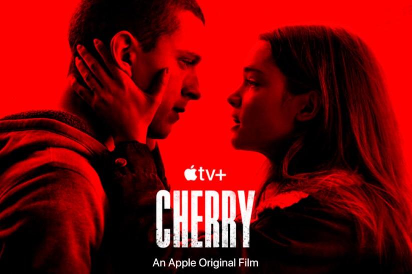 Cartel Cherry - Película Apple TV+