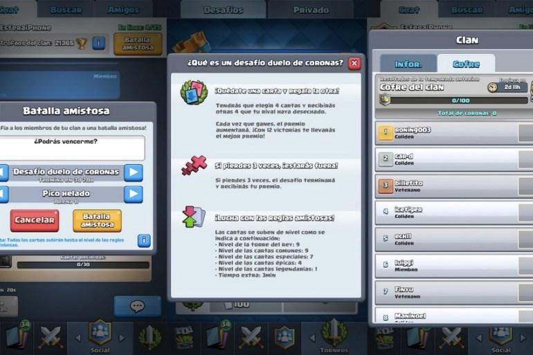 Clash Royale 1.7.0