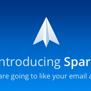 cliente de correo Spark