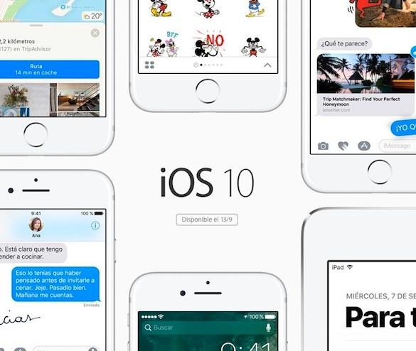 iOS 10 GM