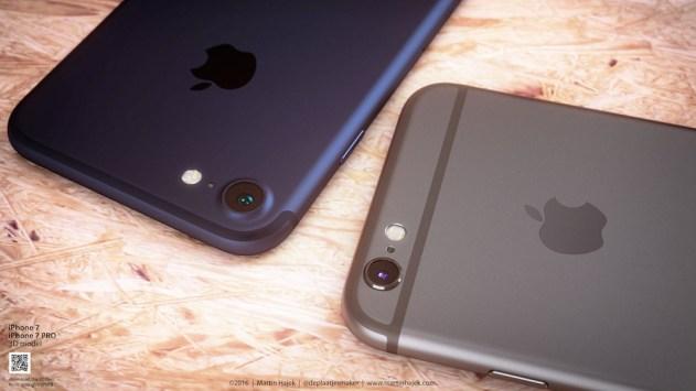 iPhone 7 Deep Blue 6