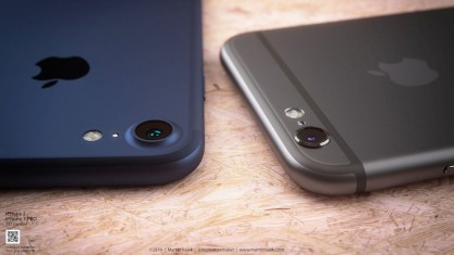 iPhone 7 Deep Blue 7
