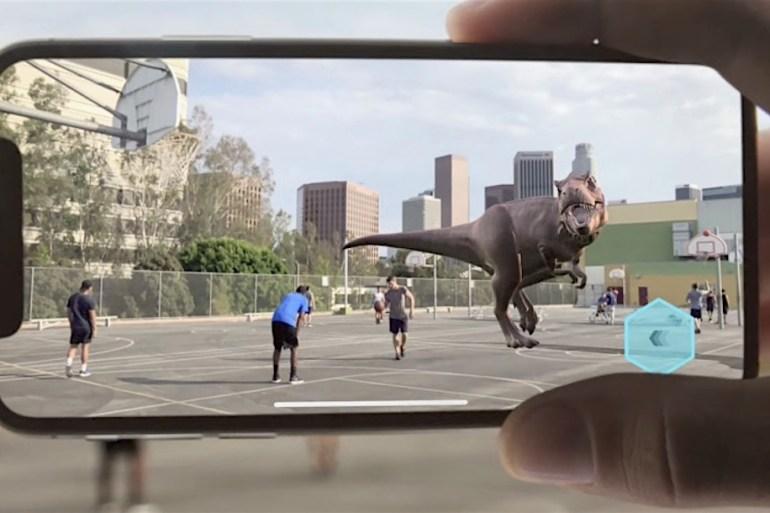 iPhone X - Realidad Aumentada