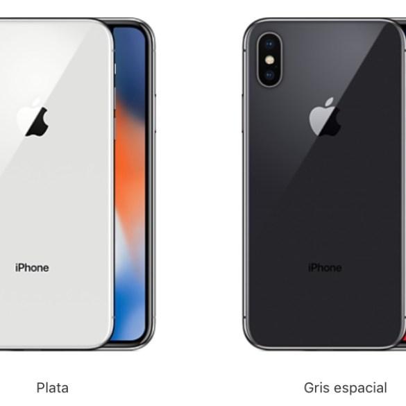 iPhone X comprar españa