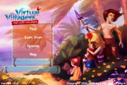 Virtual Villagers 2