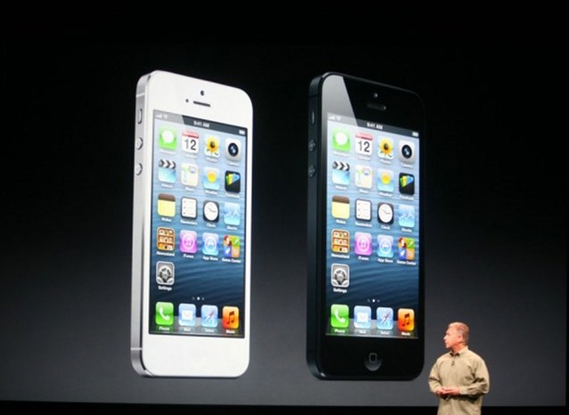iPhone 5 Keynote