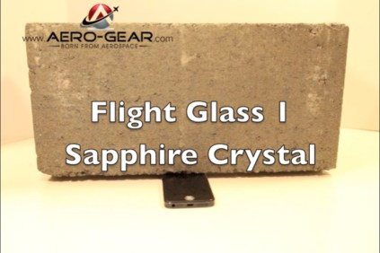 sapphire crystal iphone