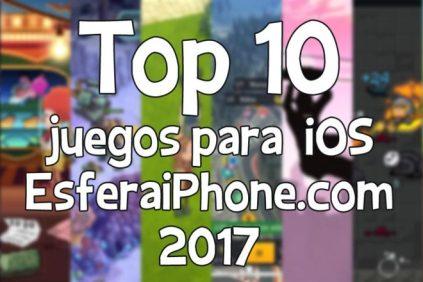 Top 10 Juegos iOS 2017