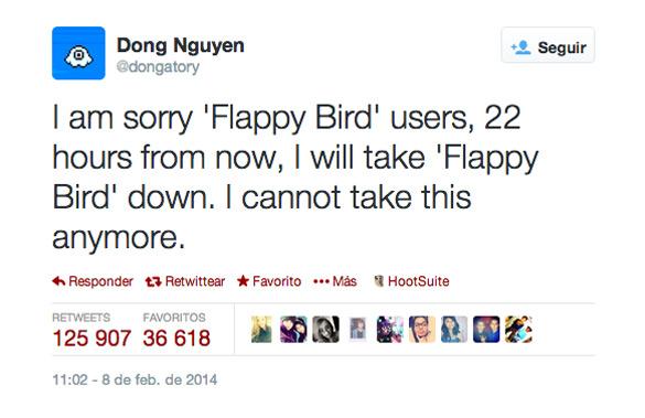 Dong Nguyen Tweet