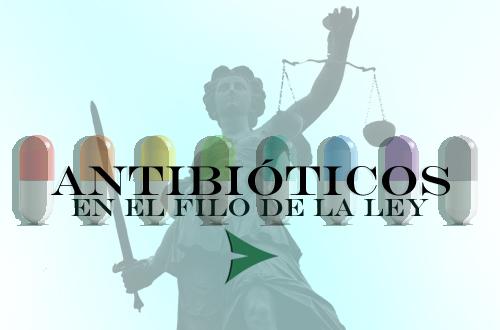 Antibióticos normativa