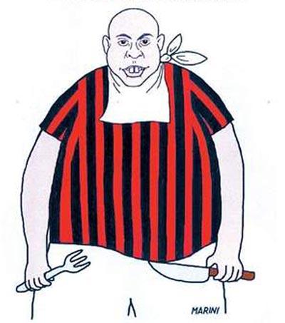 Ronal(gor)do, estrella del Milan