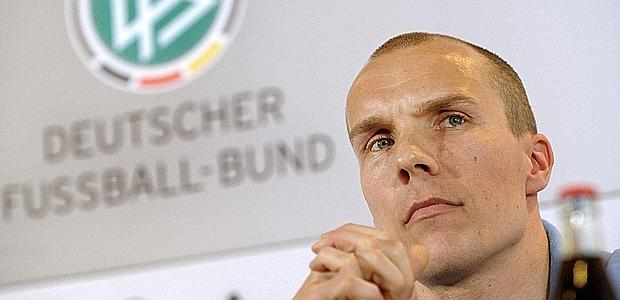 Germany Soccer Enke Obit