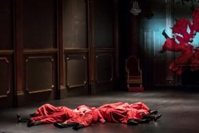 Król Lear, reż. Jan Klata Narodowy Stary Teatr wKrakowie. Fot.Dawid Linkowski GTS