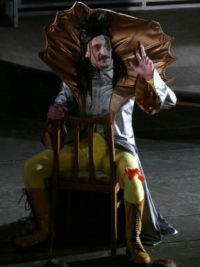 Twelfth nigh by Gyula Castle Theatre and Tamási Áron Theaer Sepsiszentgyörgy