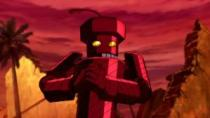 Picture of Crikin from the anime Accel World