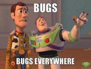 Bug stomping