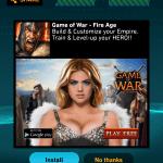 Alcatel One Touch Idol 3 Speedtest screenshot