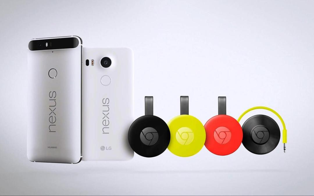 Google Nexus Event 2015 In Minutes
