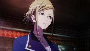 Screenshot of Seri Awashima in anime K