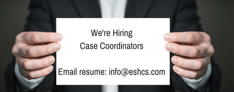 Hiring Case Coordinators