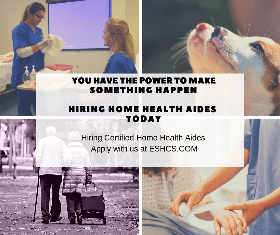 You're Hired - Hiring Home Health Aides