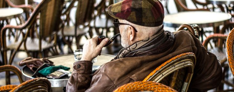 The Ways Aging Stresses Us