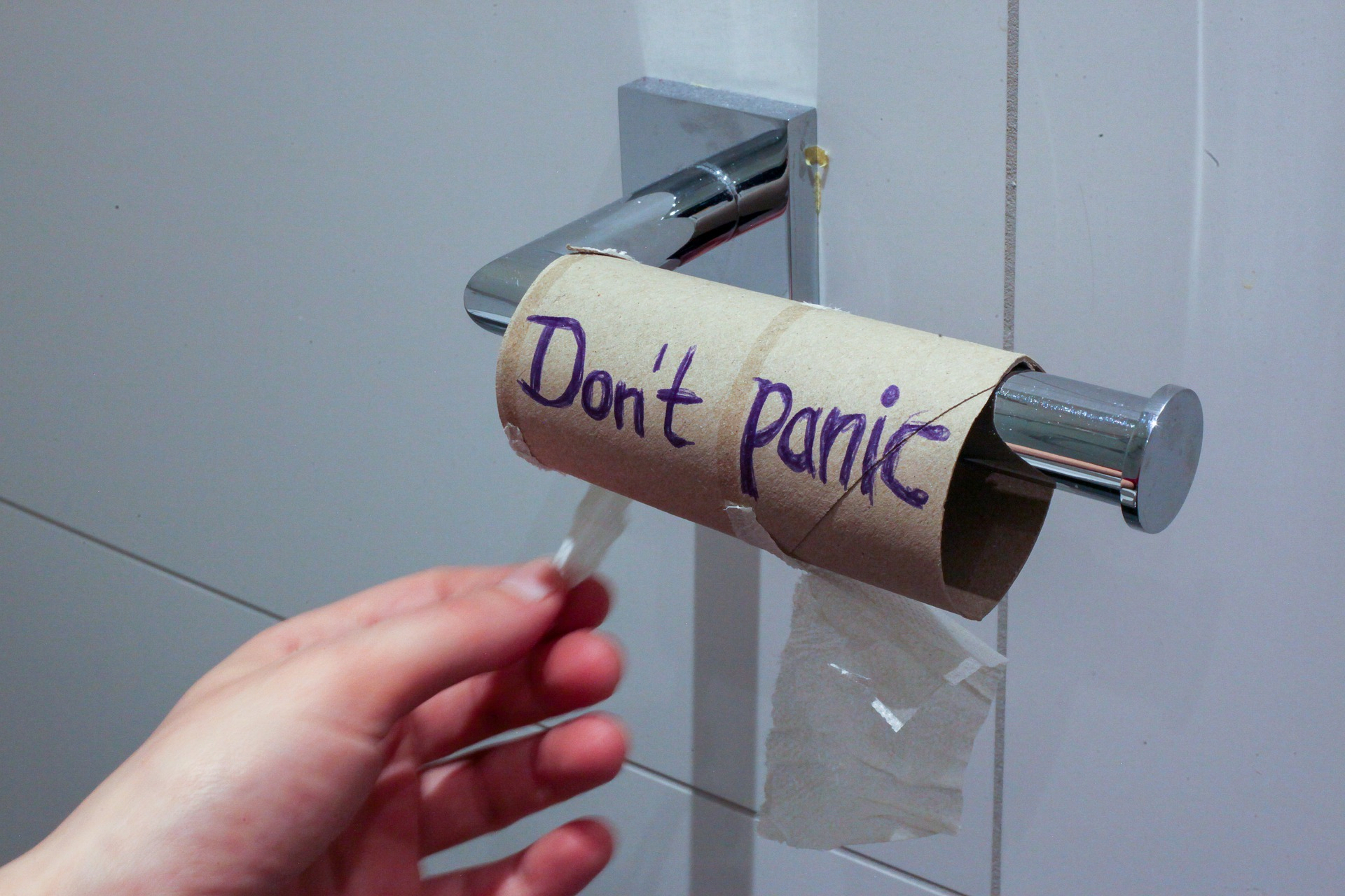 Toilet Paper, Fear, and Health! How to Think Positively During Covid-19