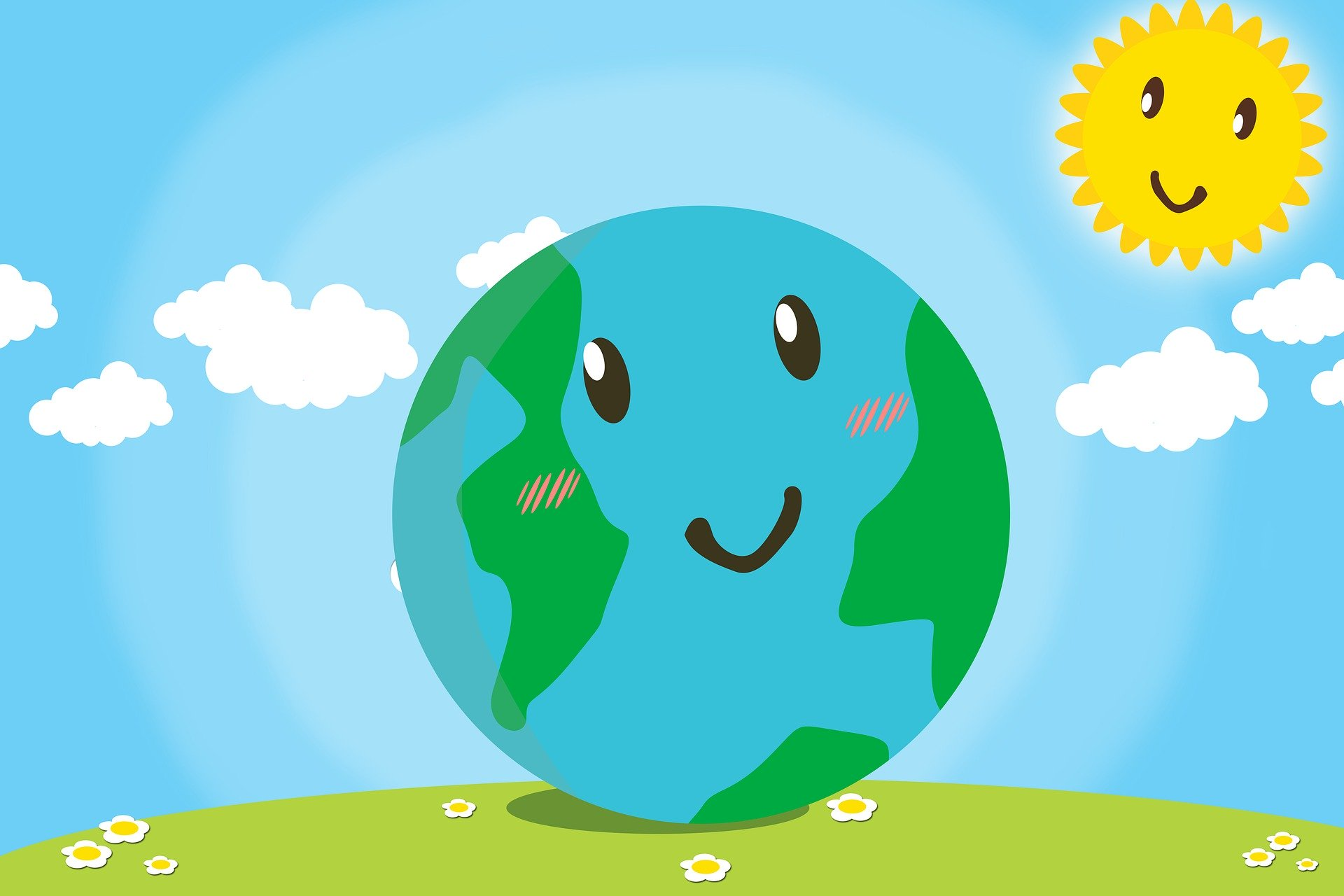 A Time for Hope. Happy Earth Day.