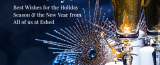 Happy Holidays from Eshed