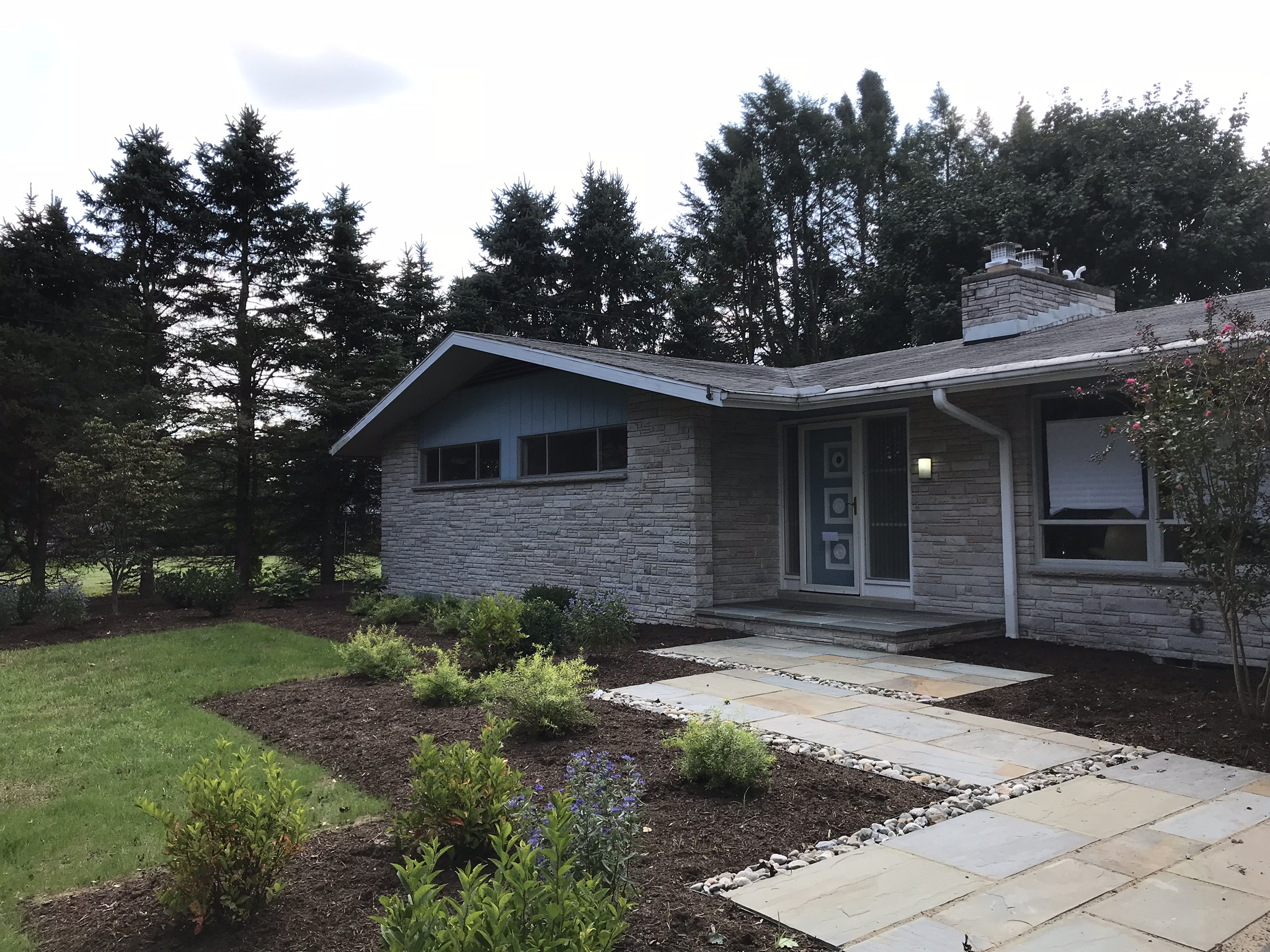 Landscaping Ideas For The Front Of Your House Lancaster Pa