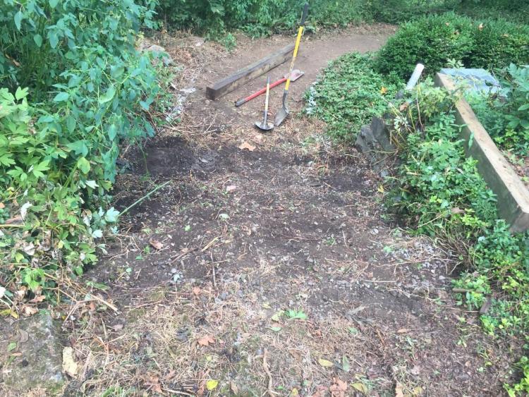Digging Pathway