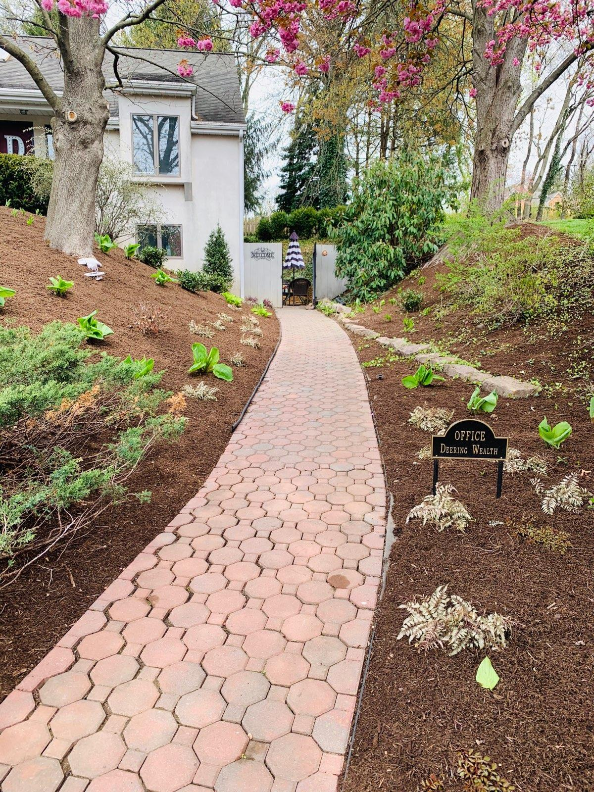 Brick Walk to Home Business in Lancaster