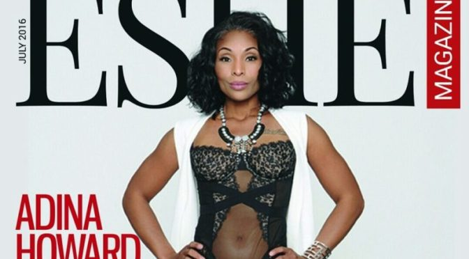 Adina Howard. #PERIOD