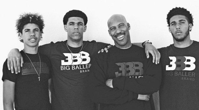 Big Baller Brand INC