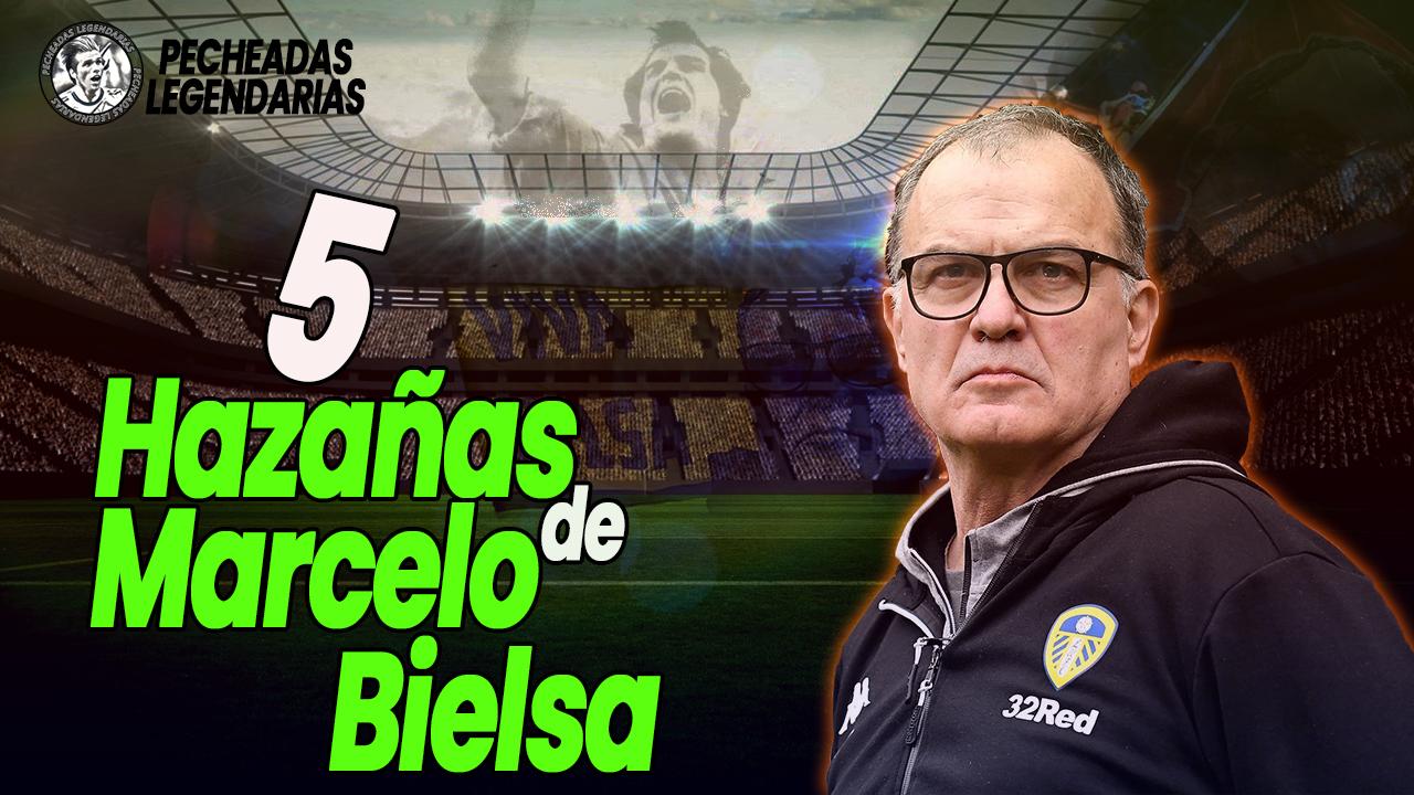 Banfield 2 atletico tucuman 0. 5 hazañas de Bielsa como entrenador hincha de | ¿De qué