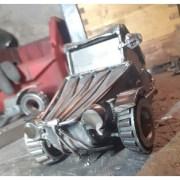 auta Sochy z kovu velorex predni pohled