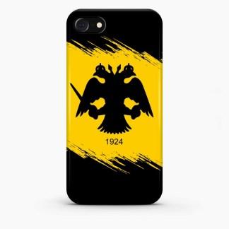 Θήκη ΑΕΚ για iPhone / Samsung / Huawei (Μαύρο)