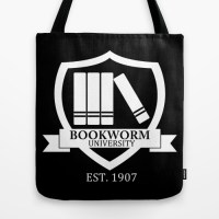 Taška Bookworm University